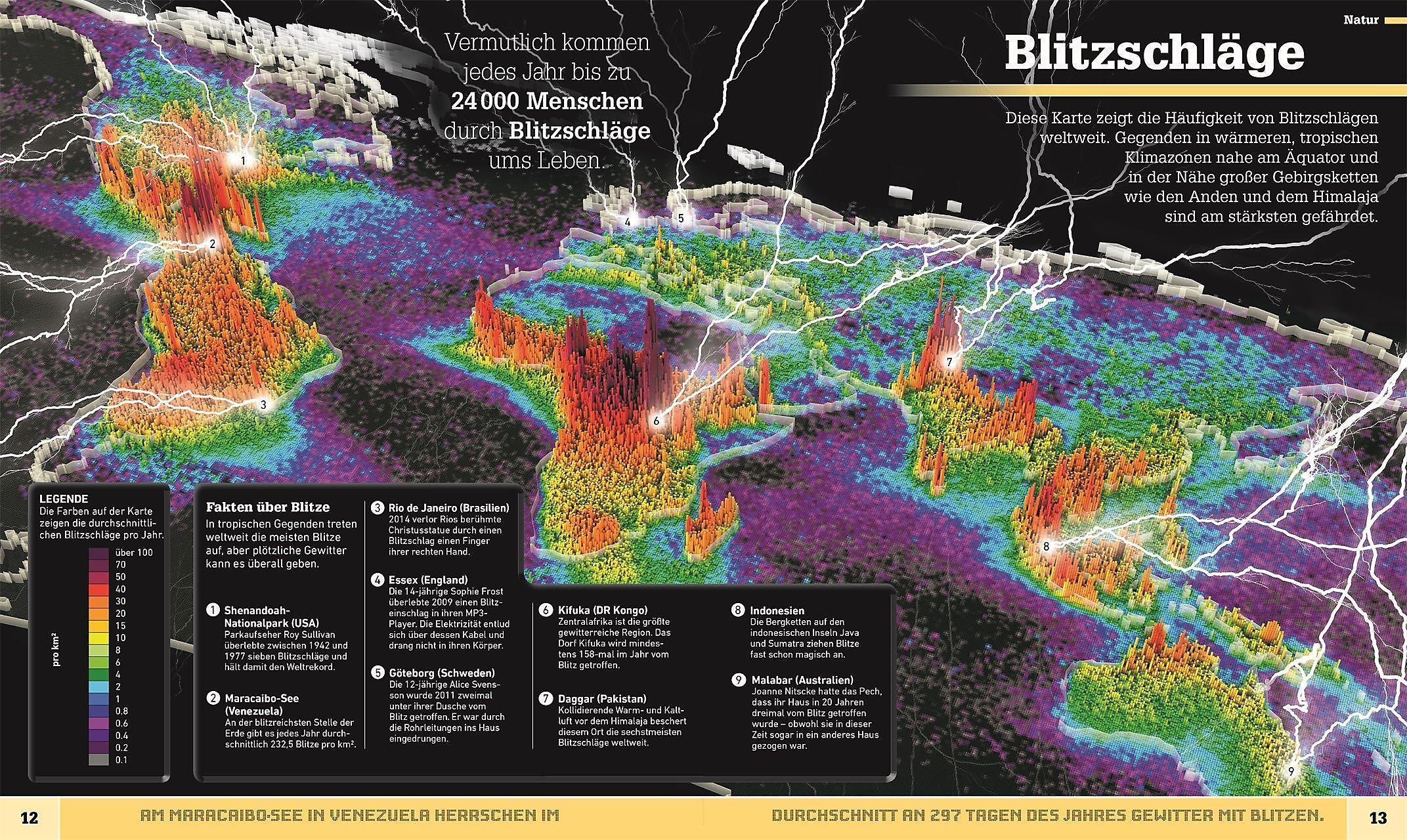 Azoren Karte Weltatlas.Der Unglaublichste Atlas Der Welt Buch Versandkostenfrei Bei Weltbild Ch