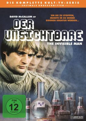 Der Unsichtbare - The Invisible Man, Harve Bennett, Steven Bochco, H. G. Wells, James D. Parriott, Leslie Stevens, Seeleg Lester