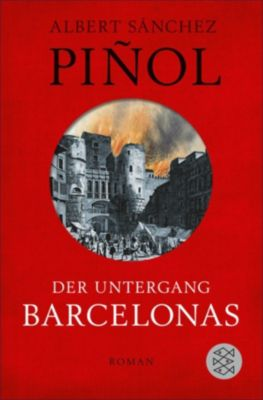 Der Untergang Barcelonas, Albert Sánchez Piñol
