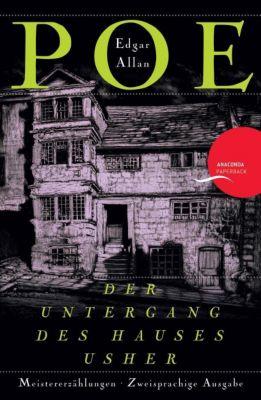 Der Untergang des Hauses Usher, zweisprachig, Edgar Allan Poe