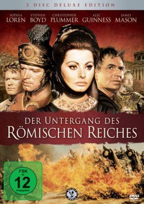 Der Untergang des Römischen Reiches, Basilio Franchina, Philip Yordan, Ben Barzman