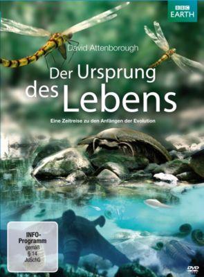 Der Ursprung des Lebens, David (Presenter) Attenborough