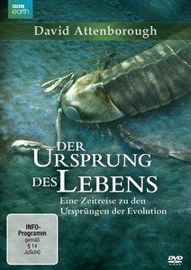 Der Ursprung des Lebens - Eine Zeitreise zu den Ursprüngen der Evolution, David (presenter) Attenborough