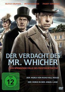 Der Verdacht des Mr. Whicher - Der Mord von Road Hill House / Der Mord in der Angel Lane, Paddy Considine, Peter Capaldi