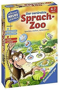 Der verdrehte Sprach-Zoo - Produktdetailbild 1