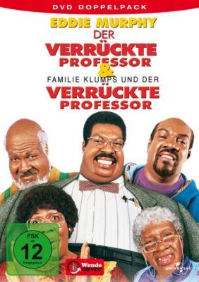 Der verrückte Professor & Familie Klumps und der verrückte Professor, Jada Pinkett Smith,James Coburn Eddie Murphy