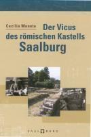 Der Vicus des Römischen Kastells Saalburg, 2 Bde., Cecilia Moneta