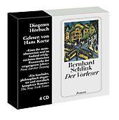 Der Vorleser, 4 Audio-CDs, Bernhard Schlink