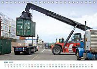 Der Weg ist das Ziel 2019. Ein Kalender für Spedition und Logistik (Tischkalender 2019 DIN A5 quer) - Produktdetailbild 6