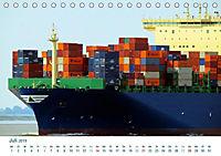 Der Weg ist das Ziel 2019. Ein Kalender für Spedition und Logistik (Tischkalender 2019 DIN A5 quer) - Produktdetailbild 7