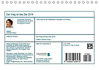 Der Weg ist das Ziel 2019. Ein Kalender für Spedition und Logistik (Tischkalender 2019 DIN A5 quer) - Produktdetailbild 13