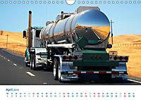 Der Weg ist das Ziel 2019. Ein Kalender für Spedition und Logistik (Wandkalender 2019 DIN A4 quer) - Produktdetailbild 4