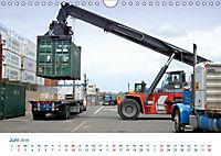 Der Weg ist das Ziel 2019. Ein Kalender für Spedition und Logistik (Wandkalender 2019 DIN A4 quer) - Produktdetailbild 6