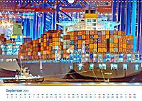 Der Weg ist das Ziel 2019. Ein Kalender für Spedition und Logistik (Wandkalender 2019 DIN A3 quer) - Produktdetailbild 9