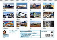 Der Weg ist das Ziel 2019. Ein Kalender für Spedition und Logistik (Wandkalender 2019 DIN A3 quer) - Produktdetailbild 13
