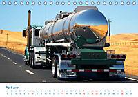 Der Weg ist das Ziel 2019. Ein Kalender für Spedition und Logistik (Tischkalender 2019 DIN A5 quer) - Produktdetailbild 4