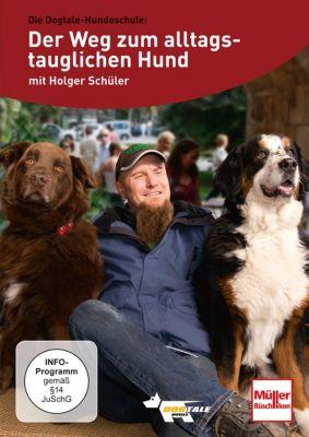 Der Weg zum alltagstauglichen Hund, 1 DVD, Holger Schüler