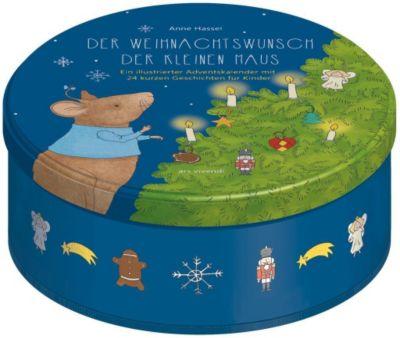 Der Weihnachtswunsch der kleinen Maus, Anne Hassel