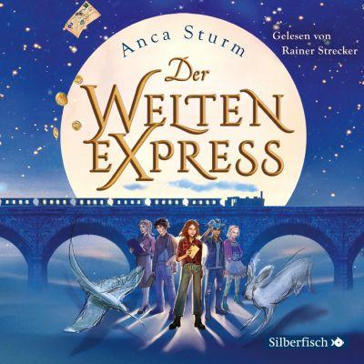 Der Welten-Express: Der Welten-Express, Anca Sturm