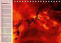 Der Weltraum. Spektakuläre Gasnebel und Galaxien (Tischkalender 2019 DIN A5 quer) - Produktdetailbild 12