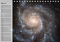 Der Weltraum. Spektakuläre Gasnebel und Galaxien (Tischkalender 2019 DIN A5 quer) - Produktdetailbild 5