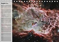 Der Weltraum. Spektakuläre Gasnebel und Galaxien (Tischkalender 2019 DIN A5 quer) - Produktdetailbild 8