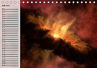 Der Weltraum. Spektakuläre Gasnebel und Galaxien (Tischkalender 2019 DIN A5 quer) - Produktdetailbild 7