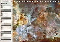 Der Weltraum. Spektakuläre Gasnebel und Galaxien (Tischkalender 2019 DIN A5 quer) - Produktdetailbild 4