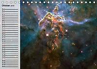 Der Weltraum. Spektakuläre Gasnebel und Galaxien (Tischkalender 2019 DIN A5 quer) - Produktdetailbild 10