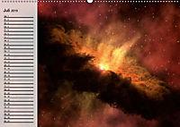Der Weltraum. Spektakuläre Gasnebel und Galaxien (Wandkalender 2019 DIN A2 quer) - Produktdetailbild 7