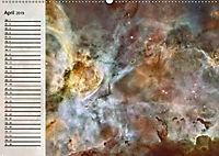 Der Weltraum. Spektakuläre Gasnebel und Galaxien (Wandkalender 2019 DIN A2 quer) - Produktdetailbild 4