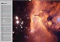 Der Weltraum. Spektakuläre Gasnebel und Galaxien (Wandkalender 2019 DIN A2 quer) - Produktdetailbild 3