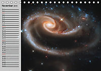 Der Weltraum. Spektakuläre Gasnebel und Galaxien (Tischkalender 2019 DIN A5 quer) - Produktdetailbild 11