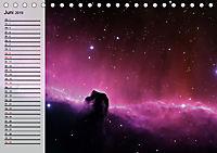 Der Weltraum. Spektakuläre Gasnebel und Galaxien (Tischkalender 2019 DIN A5 quer) - Produktdetailbild 6