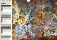 Der Weltraum. Spektakuläre Gasnebel und Galaxien (Wandkalender 2019 DIN A4 quer) - Produktdetailbild 4