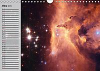 Der Weltraum. Spektakuläre Gasnebel und Galaxien (Wandkalender 2019 DIN A4 quer) - Produktdetailbild 3