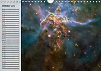 Der Weltraum. Spektakuläre Gasnebel und Galaxien (Wandkalender 2019 DIN A4 quer) - Produktdetailbild 10