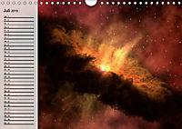 Der Weltraum. Spektakuläre Gasnebel und Galaxien (Wandkalender 2019 DIN A4 quer) - Produktdetailbild 7