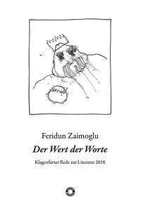 Der Wert der Worte, Feridun Zaimoglu