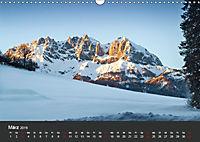 Der Wilde Kaiser, das Kletterparadies bei Kitzbühel (Wandkalender 2019 DIN A3 quer) - Produktdetailbild 3