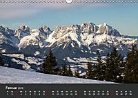 Der Wilde Kaiser, das Kletterparadies bei Kitzbühel (Wandkalender 2019 DIN A3 quer) - Produktdetailbild 2