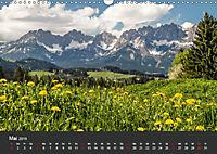 Der Wilde Kaiser, das Kletterparadies bei Kitzbühel (Wandkalender 2019 DIN A3 quer) - Produktdetailbild 5