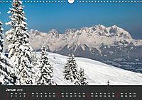 Der Wilde Kaiser, das Kletterparadies bei Kitzbühel (Wandkalender 2019 DIN A3 quer) - Produktdetailbild 1