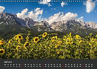 Der Wilde Kaiser, das Kletterparadies bei Kitzbühel (Wandkalender 2019 DIN A3 quer) - Produktdetailbild 7