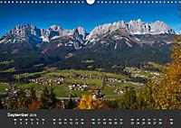 Der Wilde Kaiser, das Kletterparadies bei Kitzbühel (Wandkalender 2019 DIN A3 quer) - Produktdetailbild 9