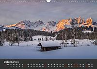Der Wilde Kaiser, das Kletterparadies bei Kitzbühel (Wandkalender 2019 DIN A3 quer) - Produktdetailbild 12