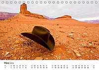 Der Wilde Westen - Weitblicke (Tischkalender 2019 DIN A5 quer) - Produktdetailbild 3