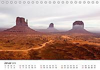 Der Wilde Westen - Weitblicke (Tischkalender 2019 DIN A5 quer) - Produktdetailbild 1