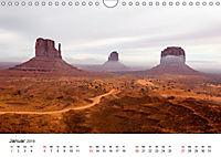Der Wilde Westen - Weitblicke (Wandkalender 2019 DIN A4 quer) - Produktdetailbild 1