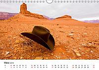 Der Wilde Westen - Weitblicke (Wandkalender 2019 DIN A4 quer) - Produktdetailbild 3
